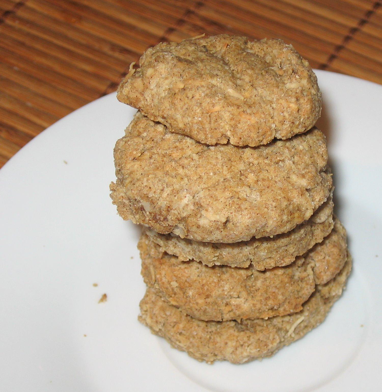 Biscuits d'Antoine coco